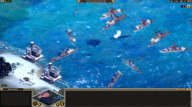 Rise of Nations Extended Edition llega a Steam