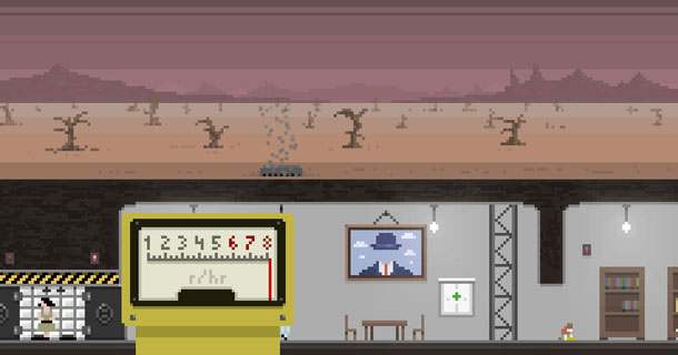 Sheltered: supervivencia postnuclear indie