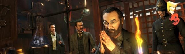 Crimes & Punishments llevó a Sherlock Holmes al E3