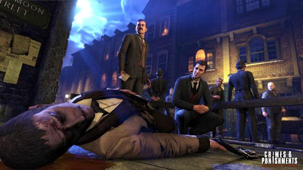 Sherlock Holmes visitó el E3 2014 con Crimes & Punishments