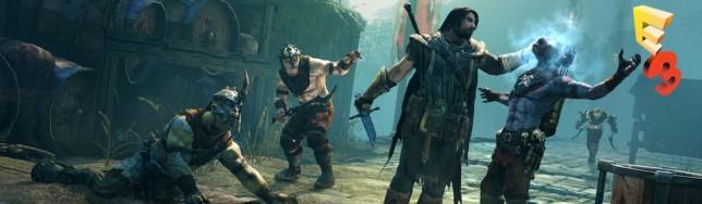 Sombras de Mordor estrena tráiler para el E3