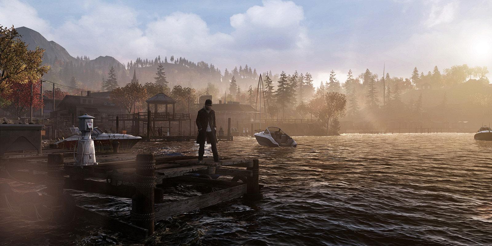 Un mod para más realismo gráfico en Watch Dogs