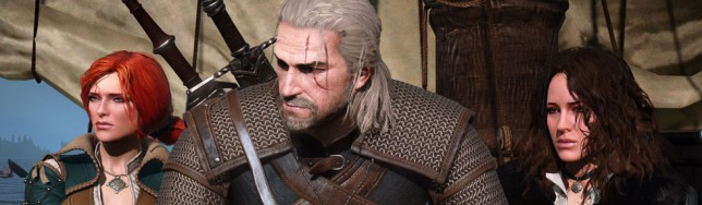 Fltrado parte del documento de diseño de The Witcher 3