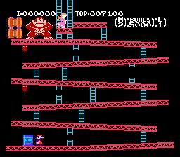 Donkey Kong - Diseño modular - U-tad