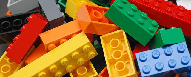 Bloques LEGO - Diseño modular - U-tad