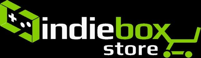 Logotipo tienda Indiebox