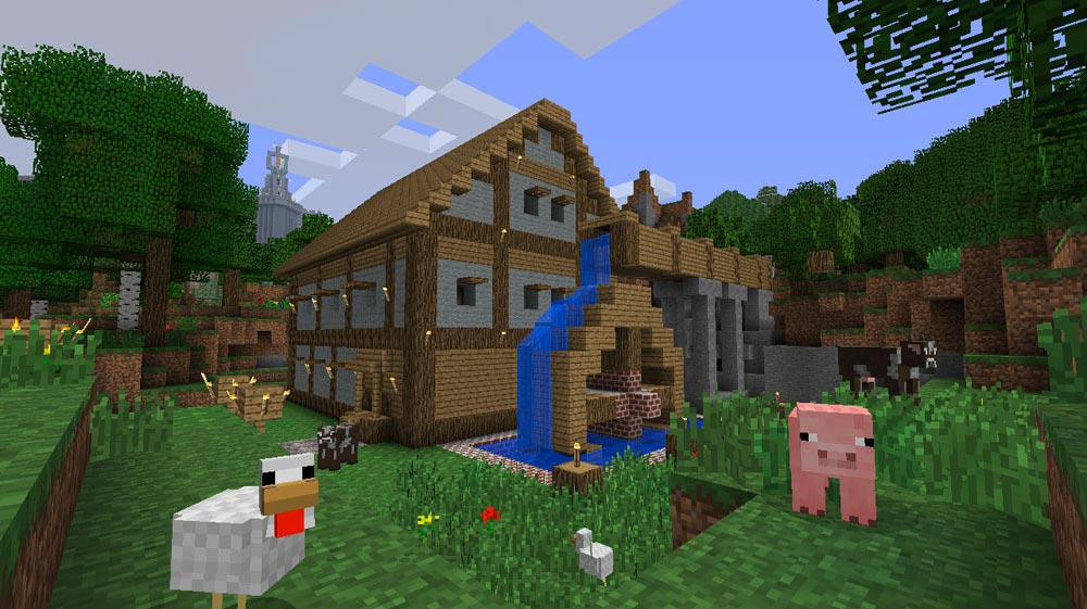 Minecraft - programación