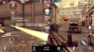 Modern Combat 4 - Android
