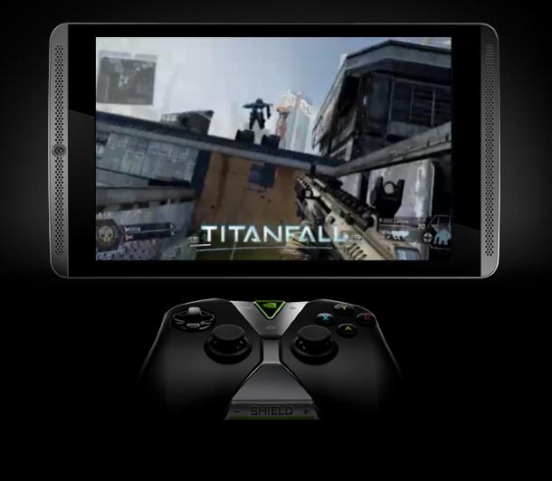 Con el mando separado, se acabó la portabilidad en Nvidia Shield Tablet.
