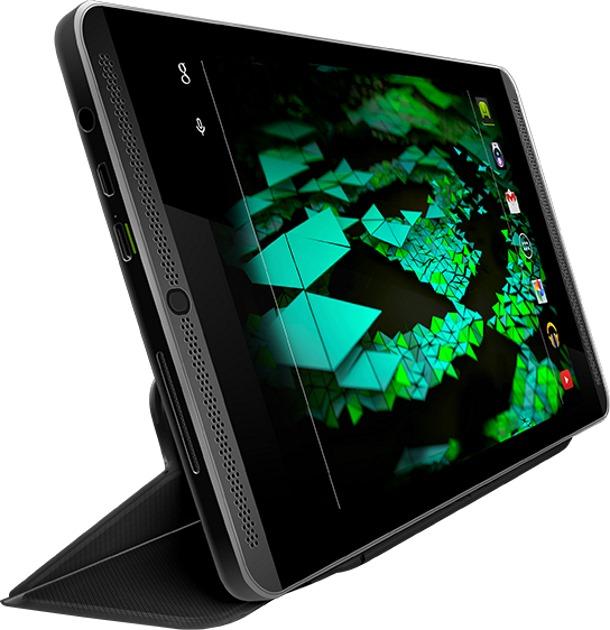 Nvidia Shield Tablet es una bestia gráfica que ejecuta Android.