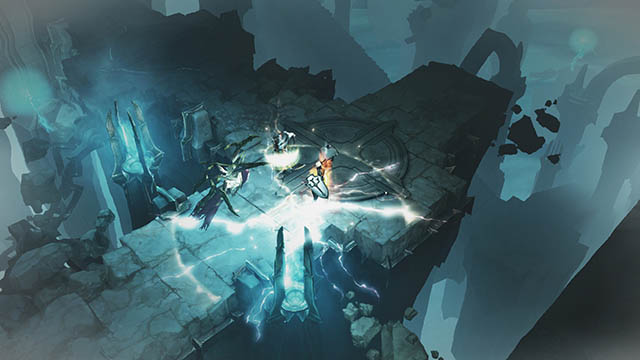 Diablo III - programación