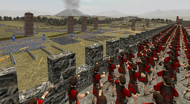 Rome Total War - The Creative Assembly