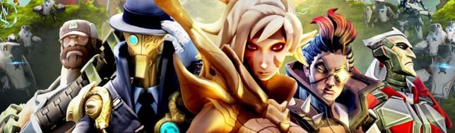 Battleborn es lo nuevo de Gearbox y 2K