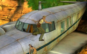 Broken Sword: El Sueño del Dragon - Revolution, THQ