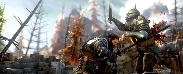 Dragon Age Inquisition se retrasa a finales de noviembre
