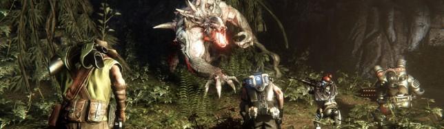 Evolve ofrece a sus personajes en impresión 3D