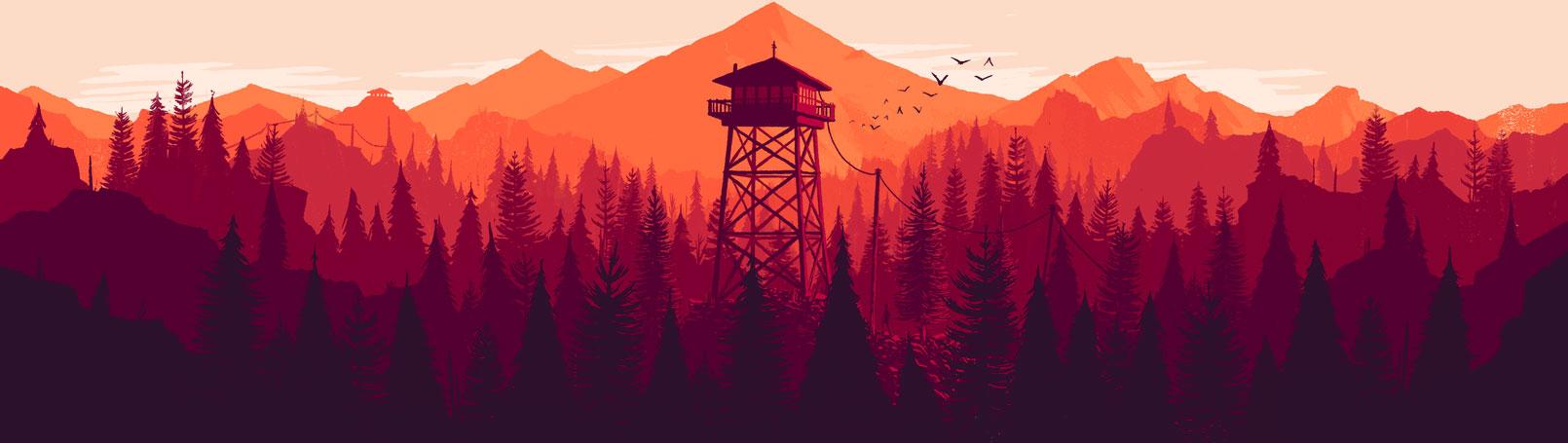 Firewatch: misterio forestal para 2015