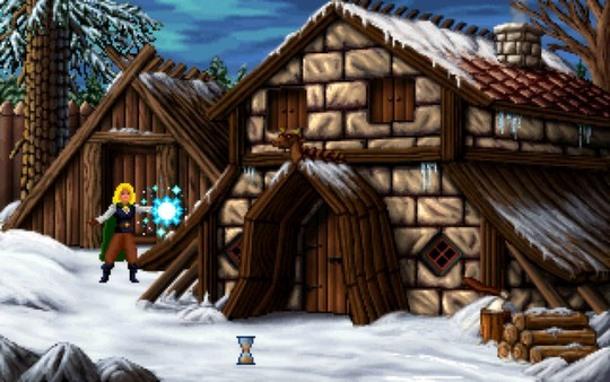 Heroine's Quest tiene el aspecto pixelado que tantos fans adoran.
