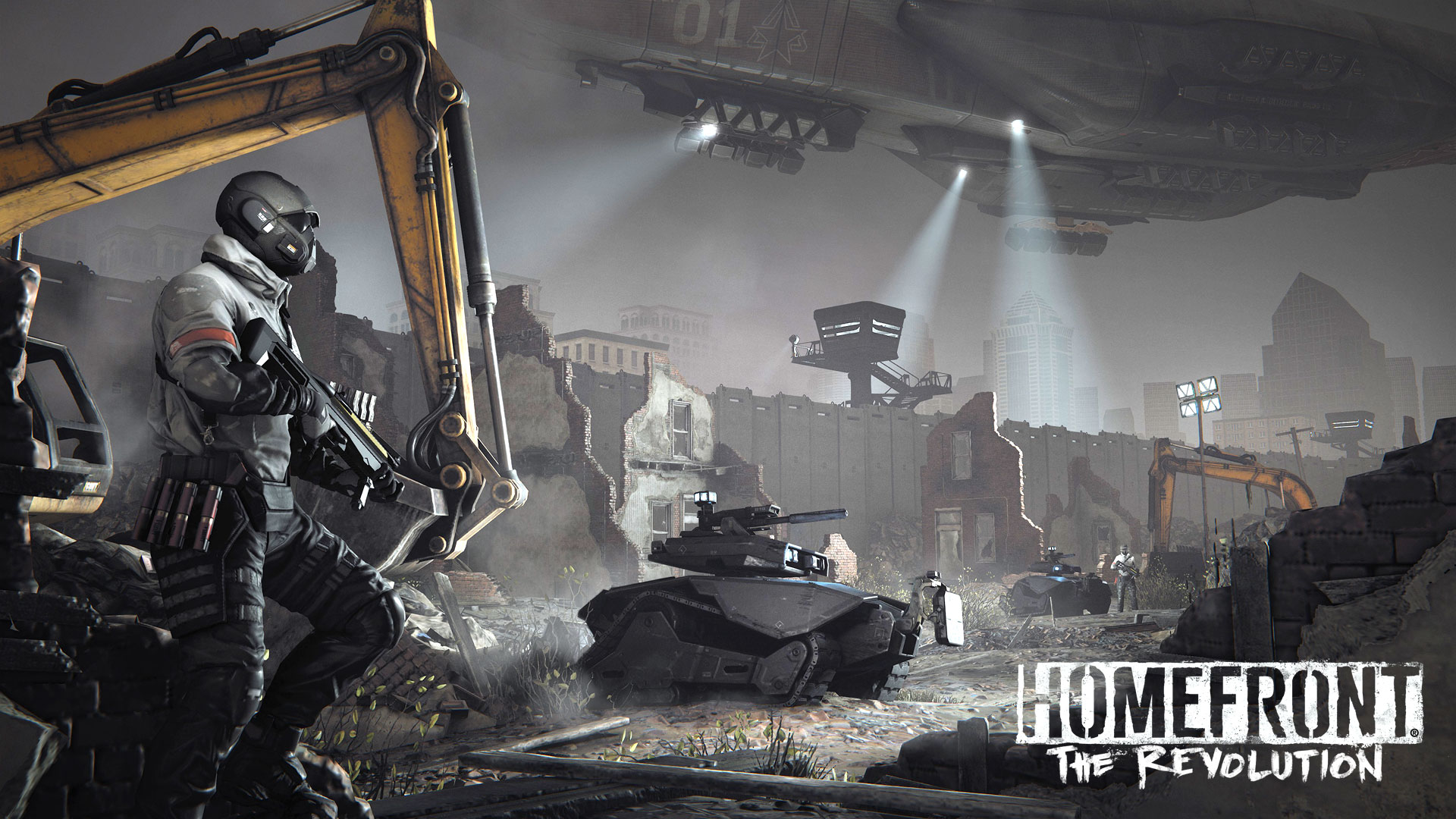 Homefront The Revolution ya no es de Crytek
