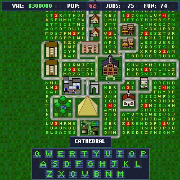Lexicopolis A-B-City, para practicar inglés urbanita