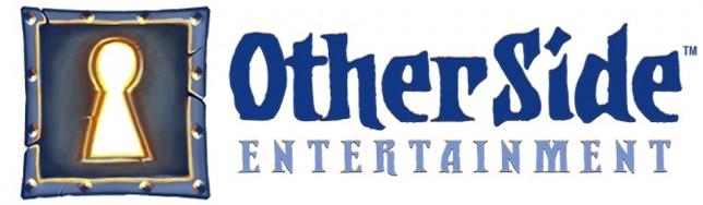 Logotipo de OtherSide Entertainment.