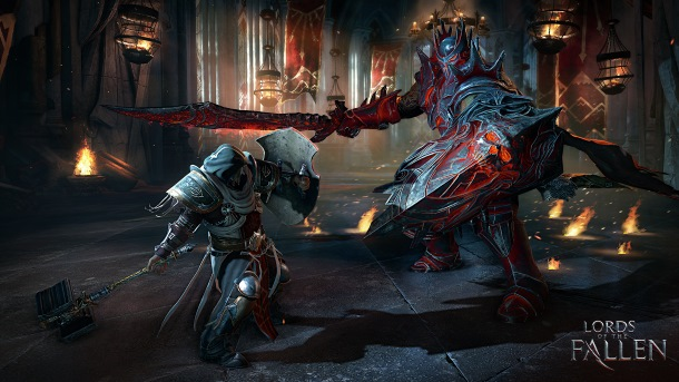 Lords of the Fallen es oscuro y peligroso.