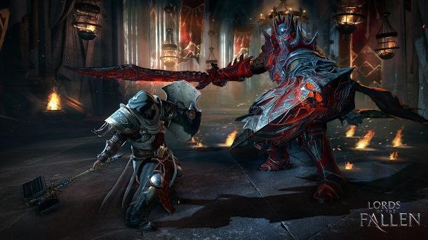 Lords of the Fallen es oscuro y peligroso.