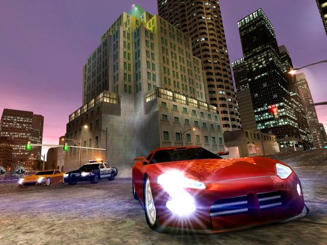 Midnight Club II - Rockstar Games