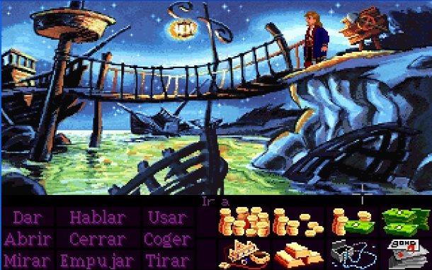 La primera escena de Monkey Island 2 es la mejor manera de continuar la serie.
