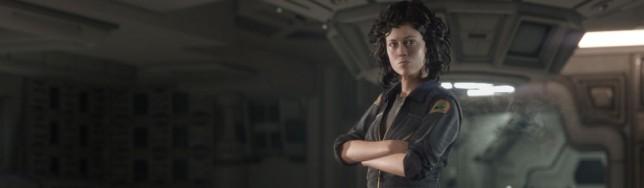 Ripley vuelve a la Nostromo en Alien Isolation