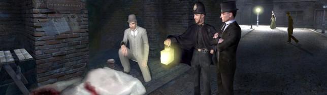 Sherlock Holmes contra Jack el Destripador de regalo