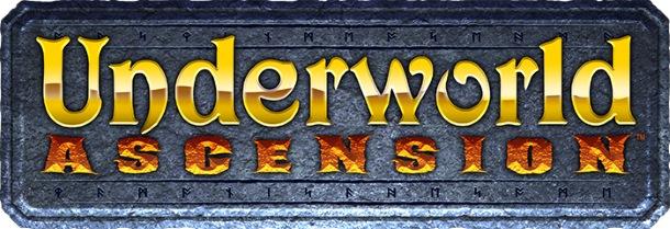 Todo lo que tenemos de Underworld Ascension es este logotipo.