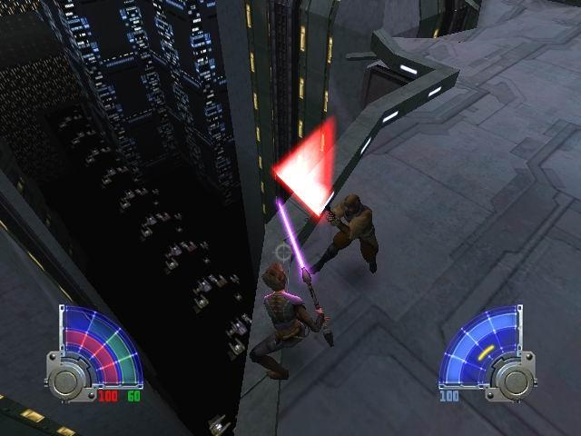 Jedi Knight: Jedi Academy - Raven, LucasArts - PC, Xbox