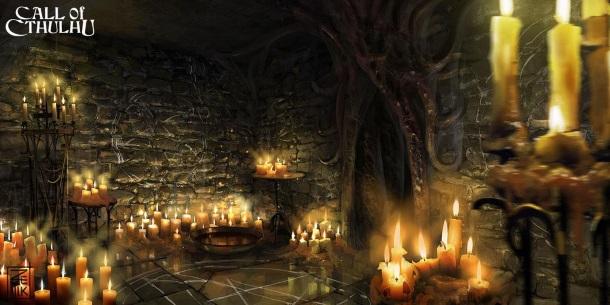 Call of Cthulhu es la marca de los relatos de terror creados por Lovecraft en los años 30.