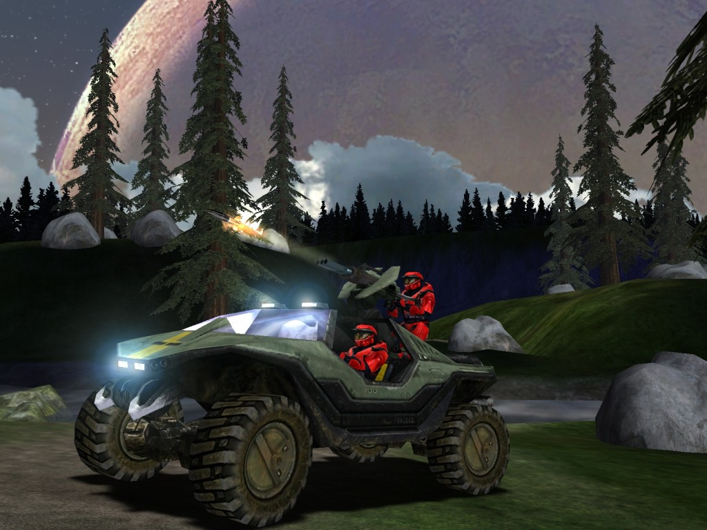 Halo: Combat Evolved - Bungie, Gearbox - Xbox, PC