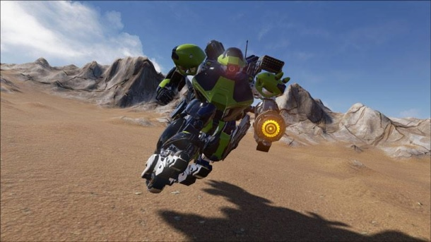 Heavy Gear Assault aparecerá para PC, Mac y Linux.