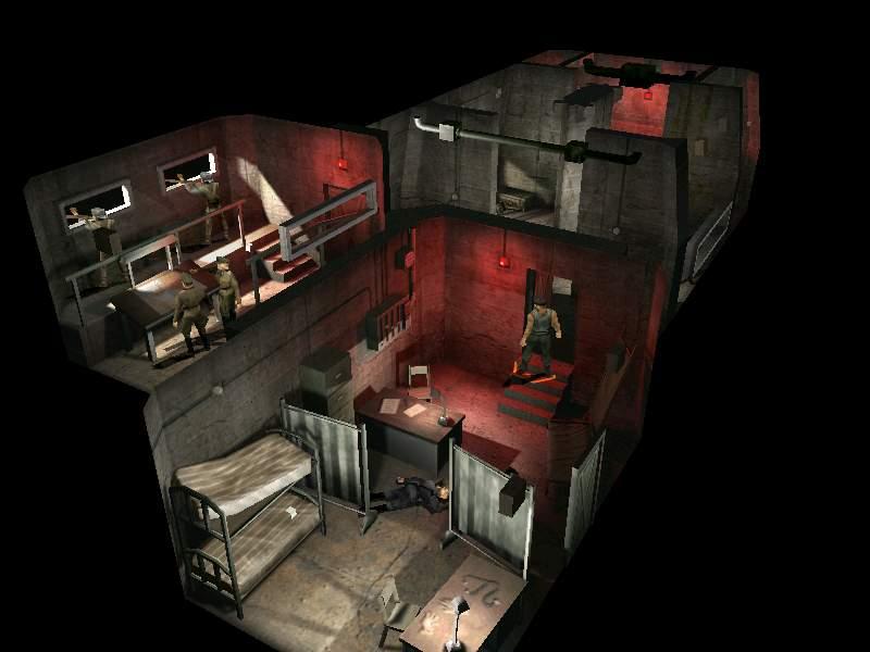 Commandos 3 - Pyro Studios