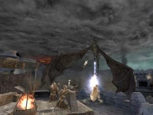 El Señor de los Anillos - El Retorno del Rey - EA - GC, PC, PS2, XB