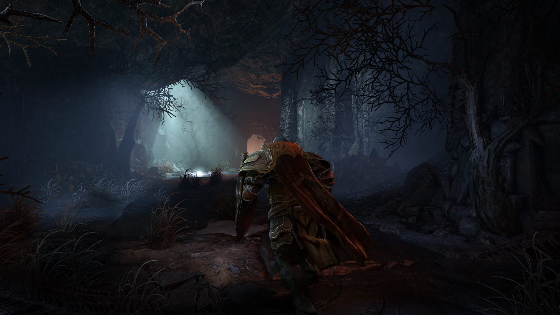 Lords of the Fallen - interiores.