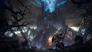 Un portal de Lords of the Fallen, sospechosamente parecido a los de Oblivion.