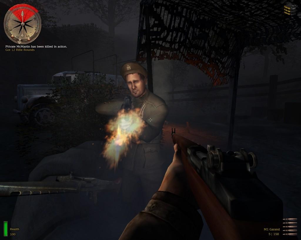 MoH Allied Assault Breakthrough - TKO, EA - PC