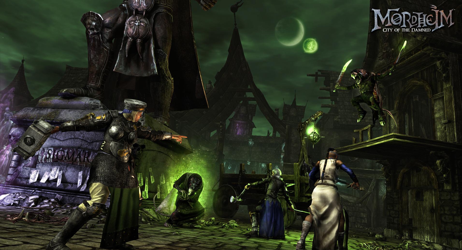 Mordheim: City of the Damned aparecerá en Steam a finales de este año.