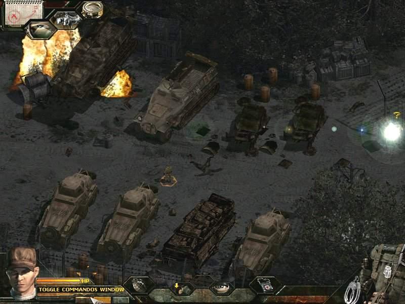 Commandos 3 - Pyro Studios - PC