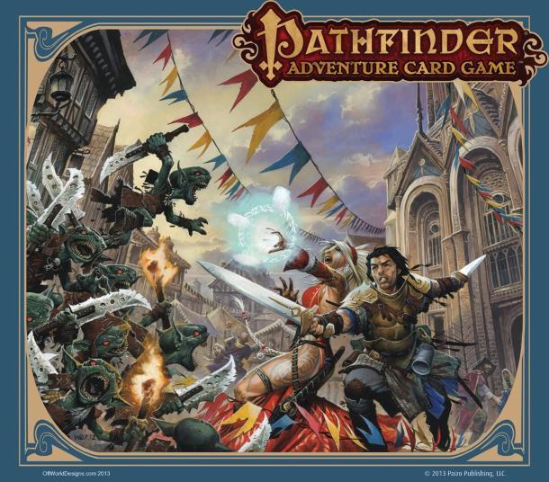 Obsidian adquiere los derecho para lanzar videojuegos de Pathfinder.