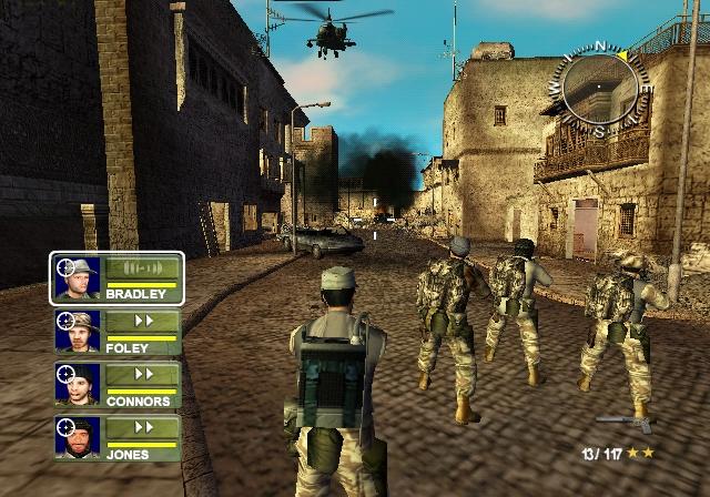 Conflict: Desert Storm II - Pivotal, Eidos - PC, PS2, XB, GC