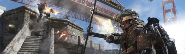 Call of Duty Advanced Warfare muestra el multijugador