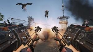 Advanced Warfare multijugador