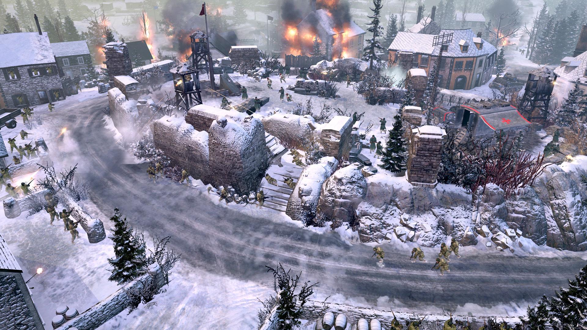 Ardennes Assault anunciado en Gamescom 2014