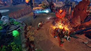 Arena of Fate en Gamescom 2014