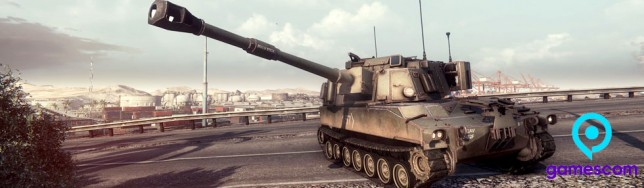 Armored Warfare se deja ver en Gamescom 2014